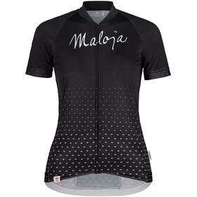 Maloja HaslmausM. 1/2 Short Sleeve Bike Jersey Women, moonless